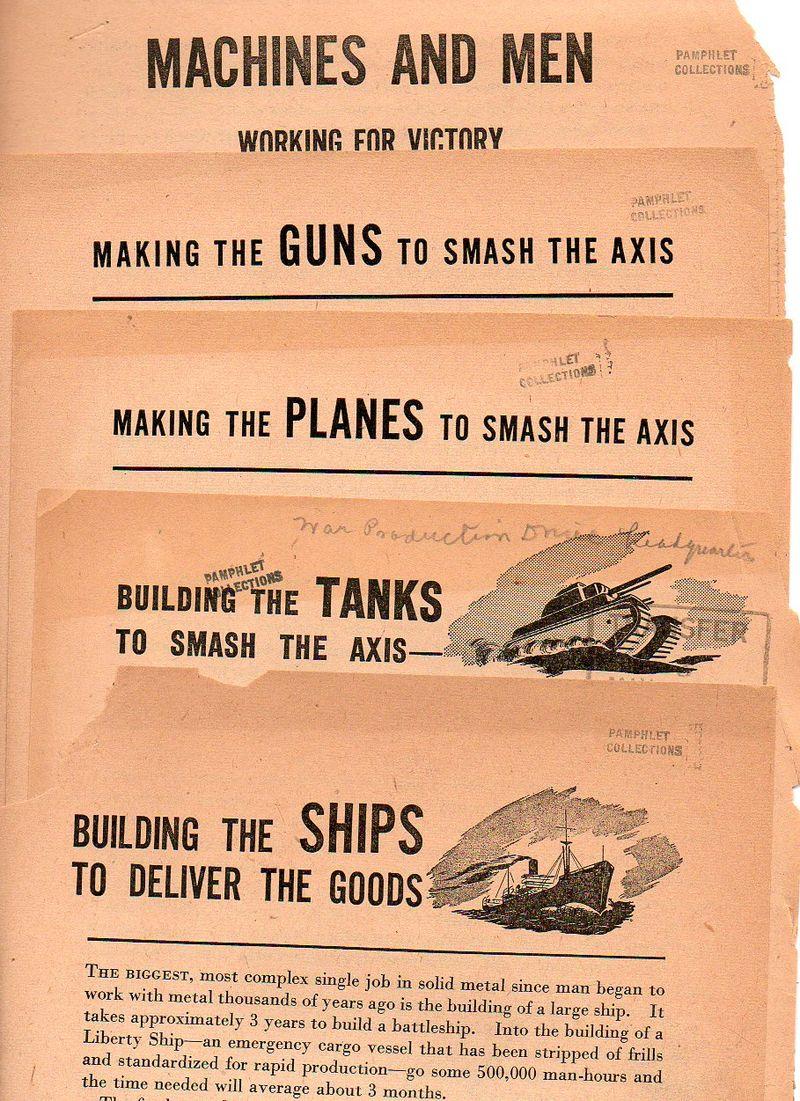 War Production Board266