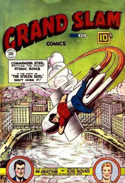 Atomic grand slam