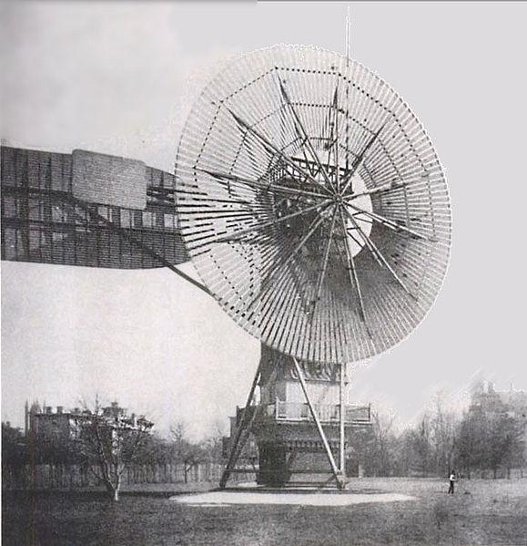 579px-Wind_turbine_1888_Charles_Brush