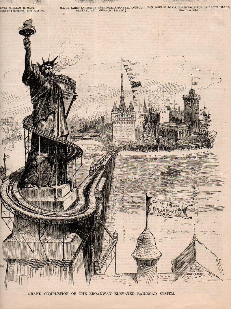 Statue liberty407
