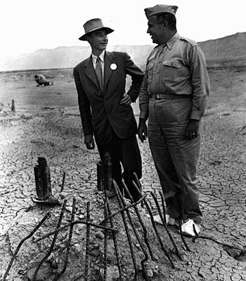 Leaning, Oppenheimer