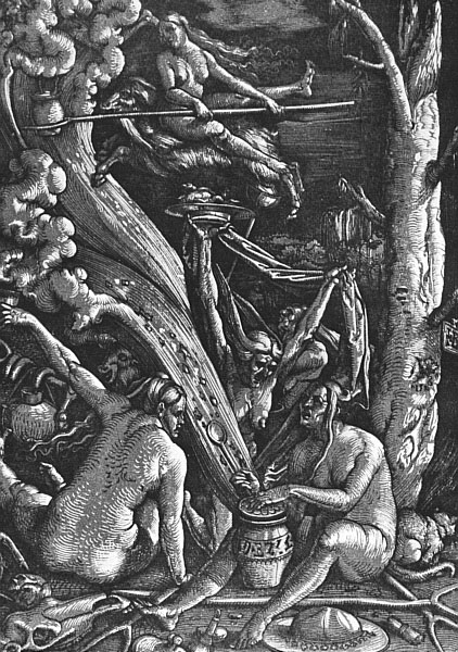 ... witches Sabbath ...