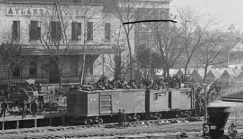 Barnard atlanta boxcars detail