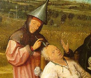 Bosch cure of folly brain