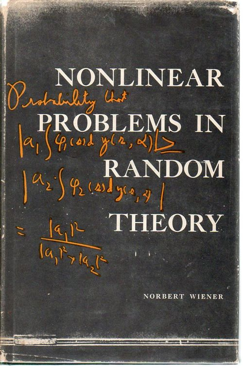 Wiener nonlinear920