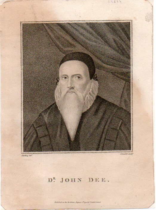 Jf Ptak Science Books The Eyes Of Dr John Dee