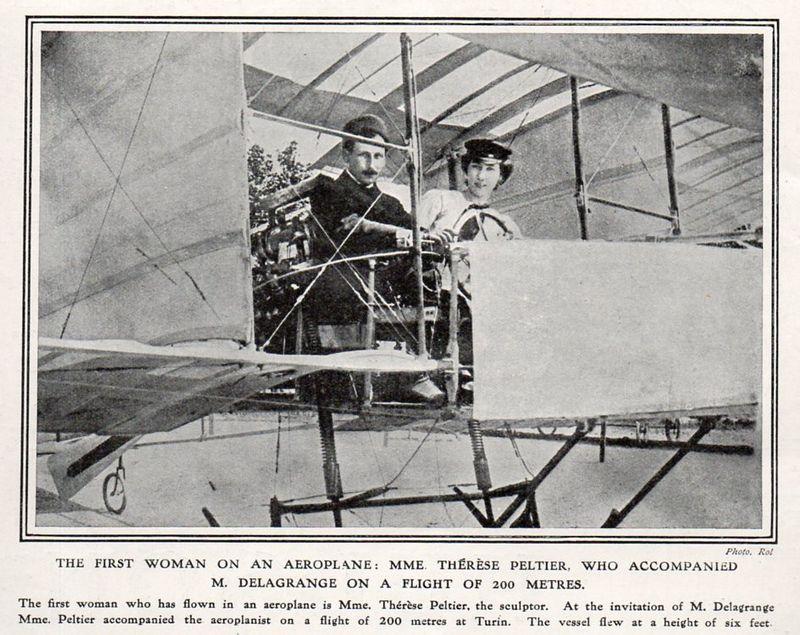 Aviation--first woman502