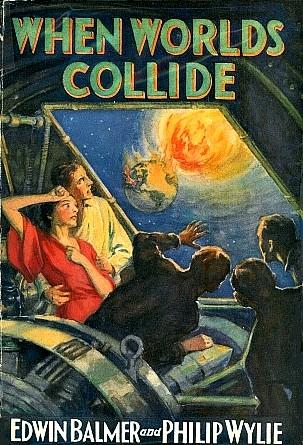 Strange sky--when worlds collide