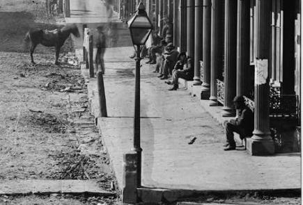 Barnard atlanta street ghosts--detail