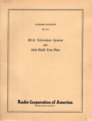 Tv 1936 set924