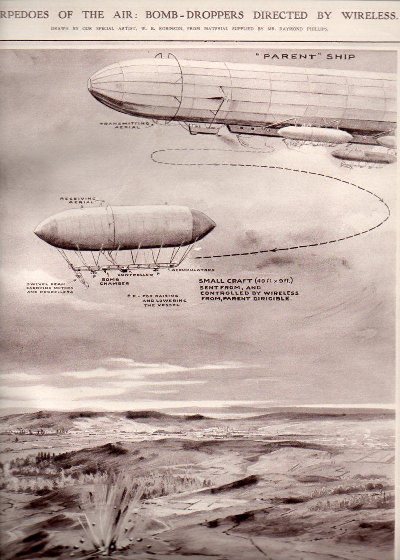 Dirigibl e torpedoes481