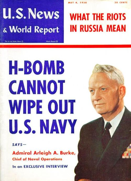 H-Bomb  WIpe out NAvy