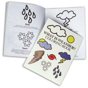 Coloring book weath