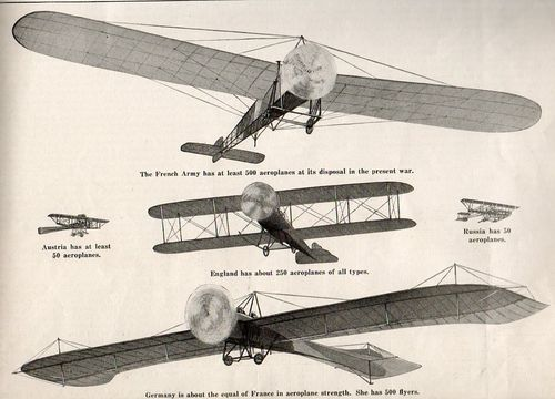 Infographic  airplane003