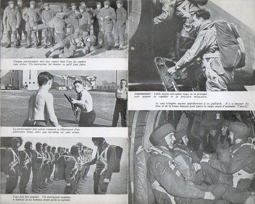 Corps parachutiste e269