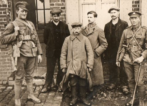 WOrld War I Prisoners547