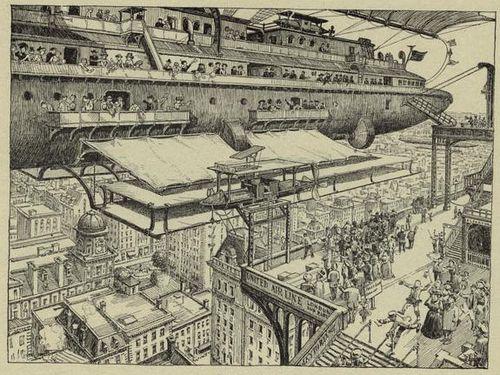 Dailydose airship
