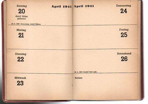 Empty diary150
