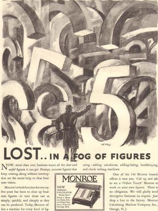 Monroe numbers lost