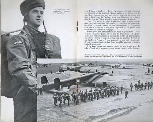 Corps parachutiste f270