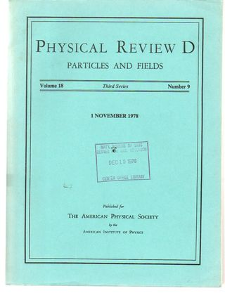 Physical Review D