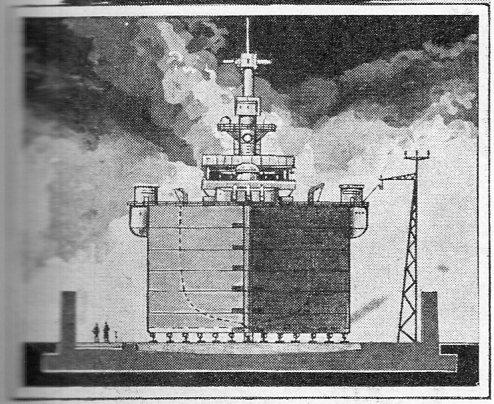 Ship overland540