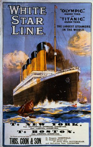London titanic