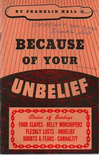 Unbelief169