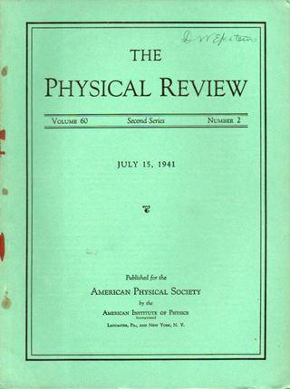 Oppenheimer 1941 interaction255