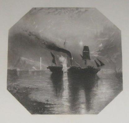 Melville turner burial at sea