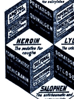 Ads--heroin bayer