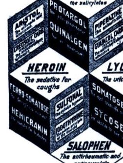 Ads--heroin bayer