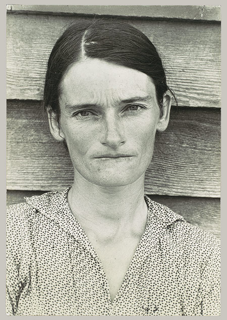 Evans--alabamna tenant farmer wife