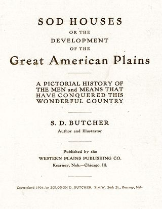 Butcher book