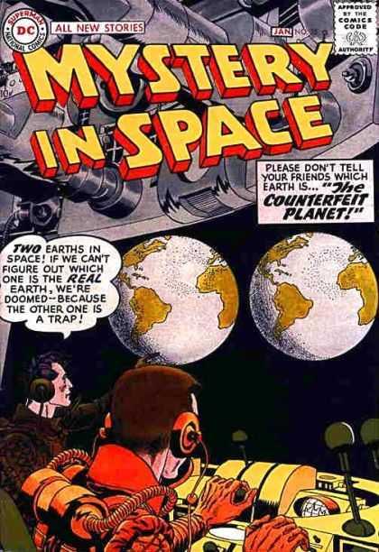 Earth strange duplicate