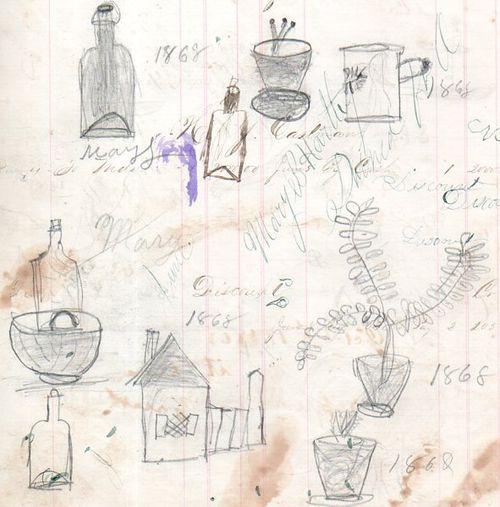 Manuscript--blank book021