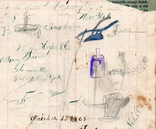 Manuscript--blank book022