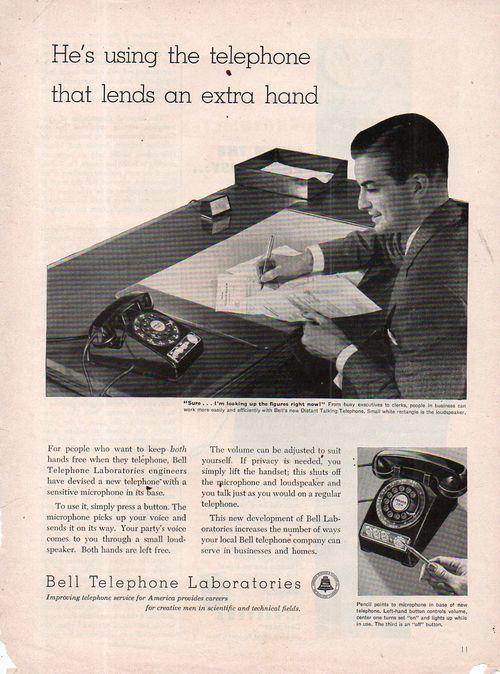 Telephone future064