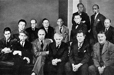 Surrealists 1942