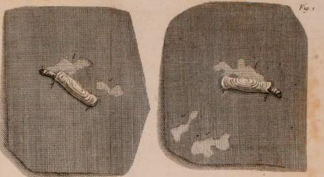 Reaumur holes detail