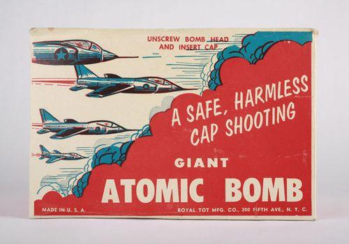Atomic bomb indianapolis