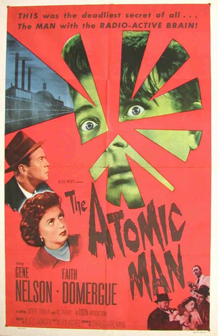 Atomic man movie