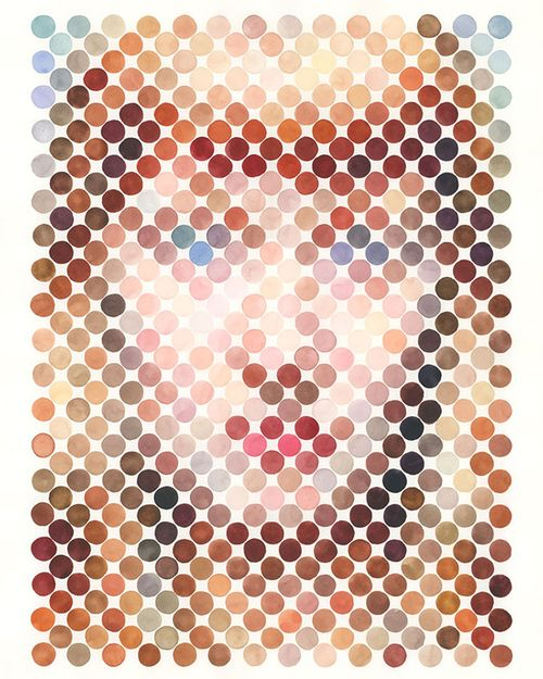 Dot portraits