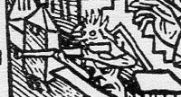 Devil gun detail