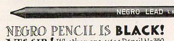 Negro pencil811