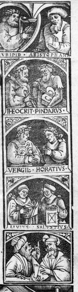 Ortraits scientisits apollonius884
