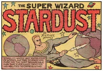 Stardust double earth
