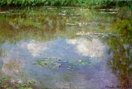 Clouds Monet