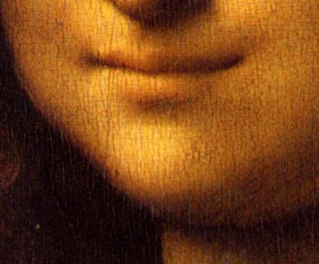 Mona_Lisa smile