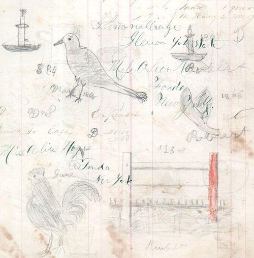 Manuscript--blank book020